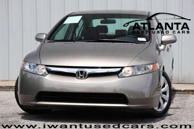 used 2006 Honda Civic car, priced at $6,500