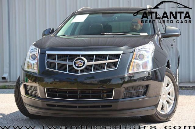 used 2012 Cadillac SRX car, priced at $14,900