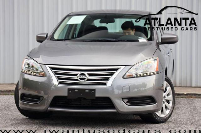 used 2015 Nissan Sentra car, priced at $11,750