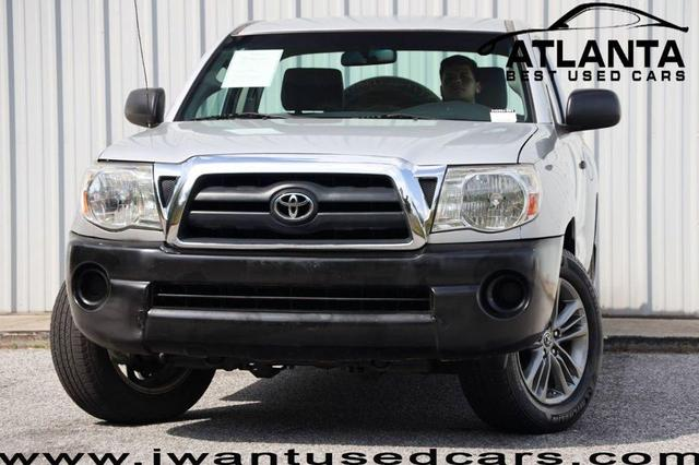 used 2006 Toyota Tacoma car, priced at $10,900