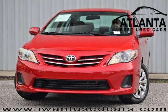 used 2013 Toyota Corolla car, priced at $9,900