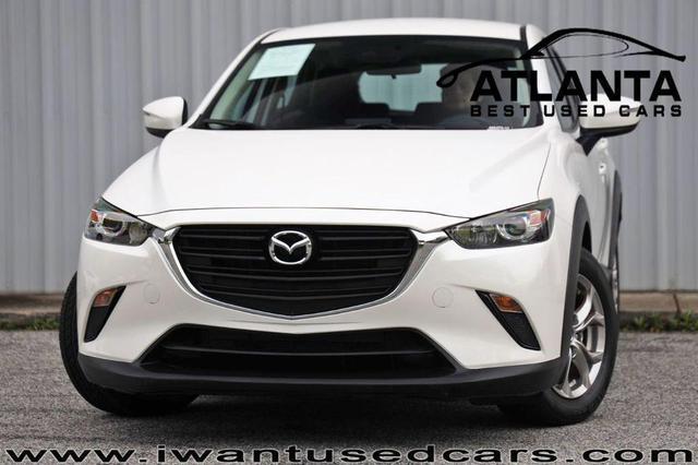used 2019 Mazda CX-3 car, priced at $15,250