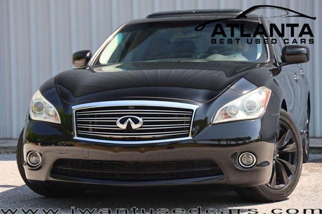 used 2012 INFINITI M37 car, priced at $10,500