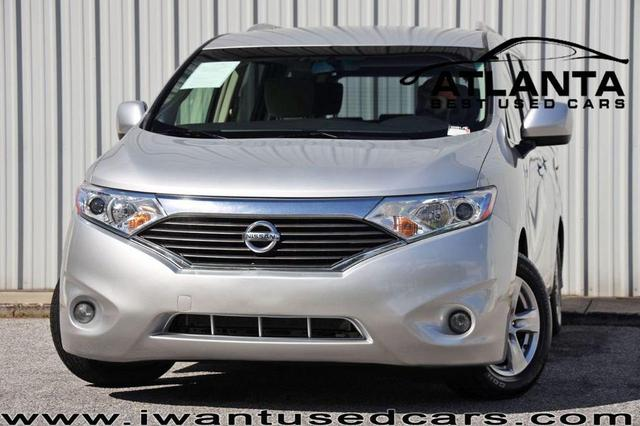 used 2016 Nissan Quest car, priced at $10,250