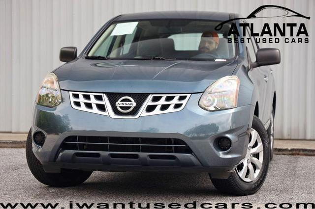 used 2014 Nissan Rogue Select car, priced at $9,999