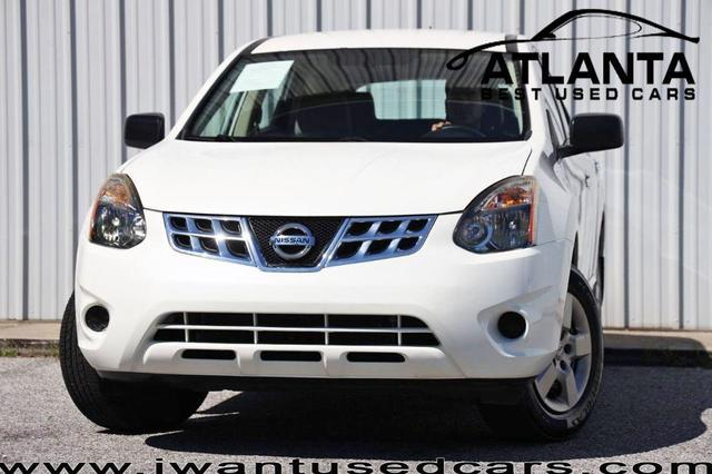 used 2014 Nissan Rogue Select car, priced at $8,999