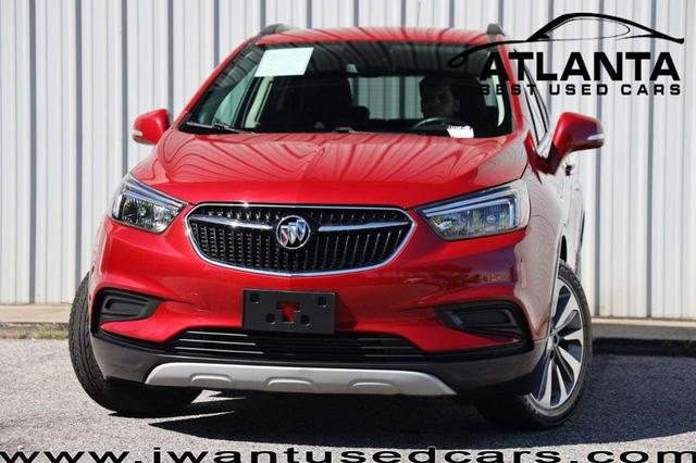 used 2019 Buick Encore car, priced at $15,900