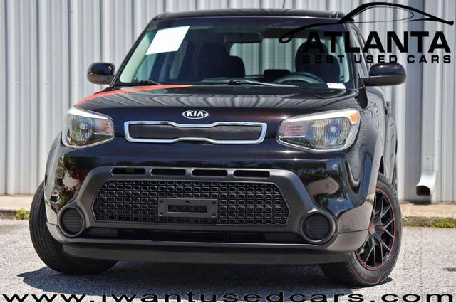 used 2015 Kia Soul car, priced at $10,900