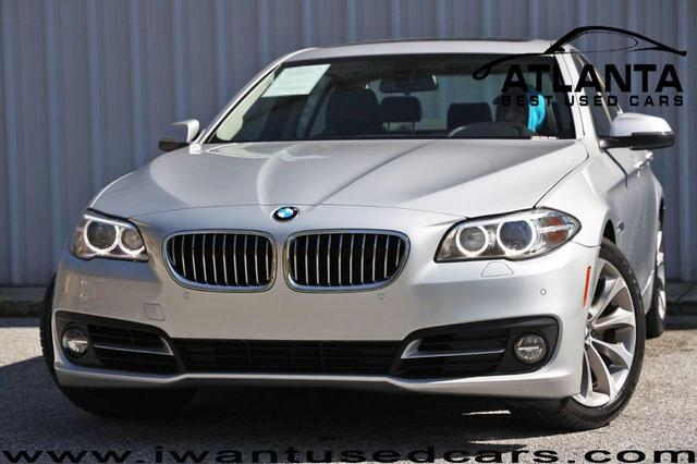 used 2016 BMW 528 car, priced at $20,900