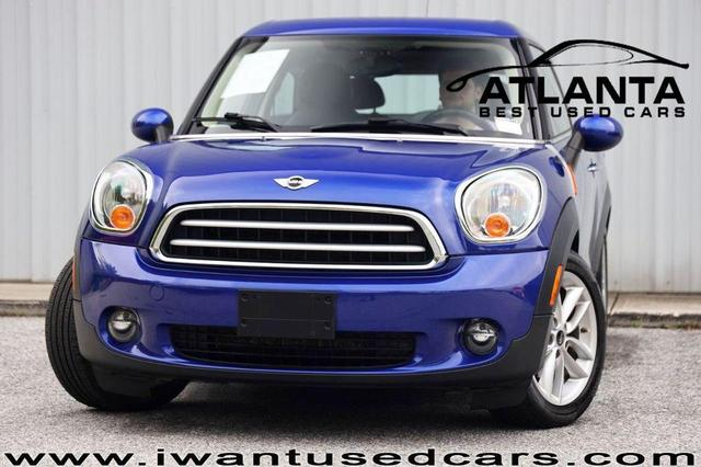 used 2013 MINI Paceman car, priced at $9,999