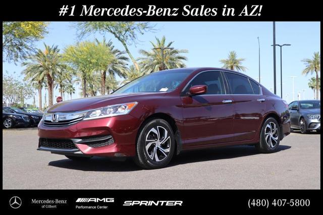 used 2016 Honda Accord car, priced at $16,720