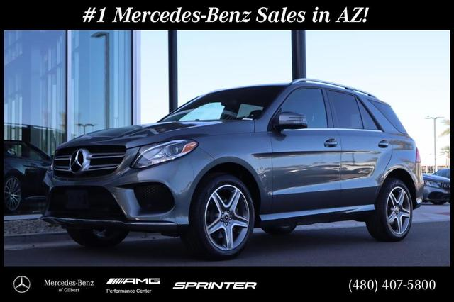 used 2017 Mercedes-Benz GLE 350 car, priced at $33,987