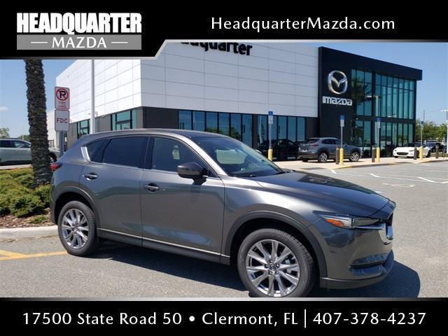 new 2021 Mazda CX-5 car, priced at $31,090