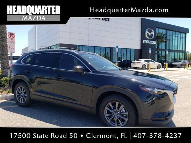 new 2021 Mazda CX-9 car, priced at $34,707