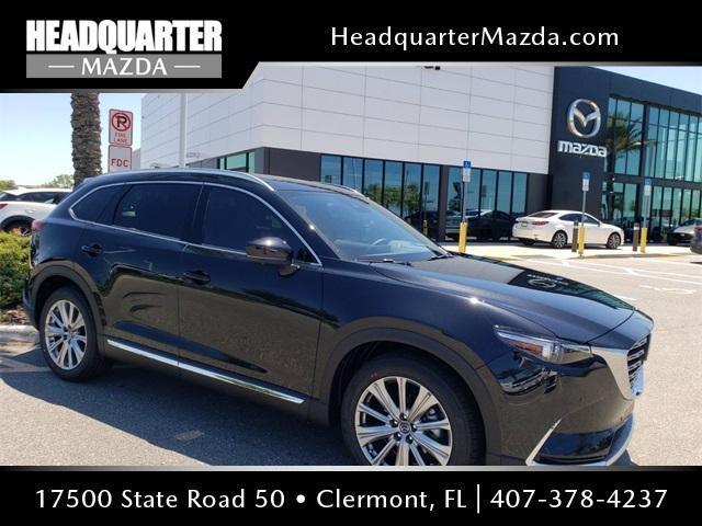 new 2021 Mazda CX-9 car, priced at $44,448