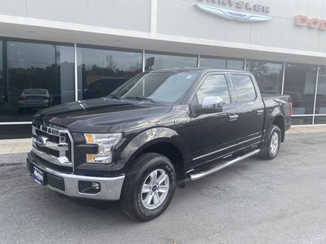 used 2015 Ford F-150 car, priced at $27,930