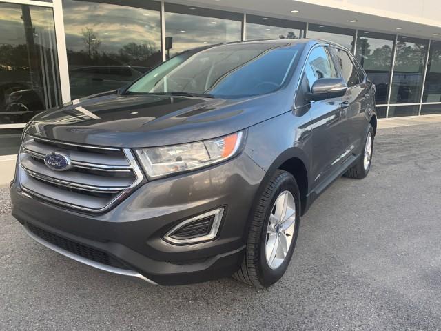 used 2017 Ford Edge car
