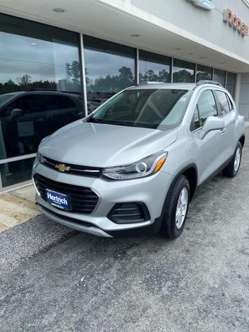 used 2020 Chevrolet Trax car, priced at $22,930