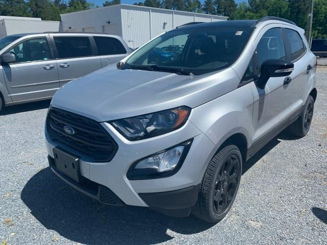 new 2021 Ford EcoSport car, priced at $28,820
