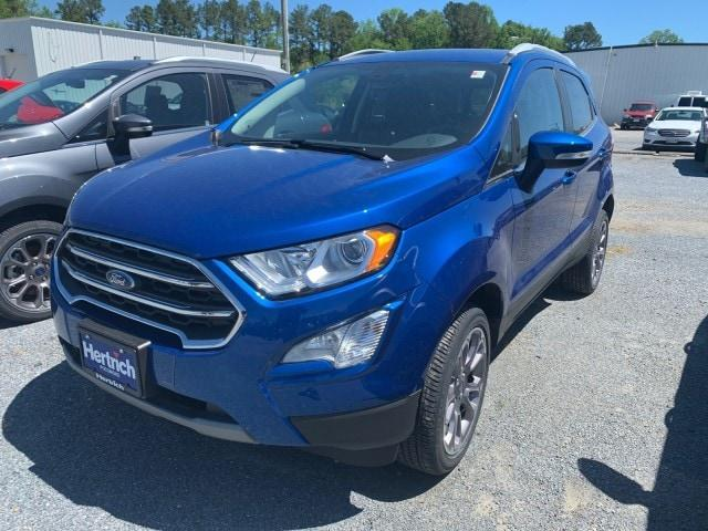 new 2021 Ford EcoSport car, priced at $29,155