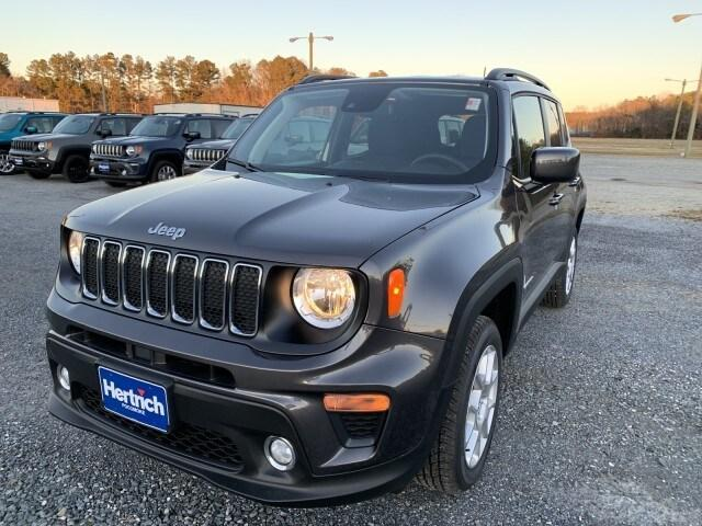 new 2021 Jeep Renegade car, priced at $29,715