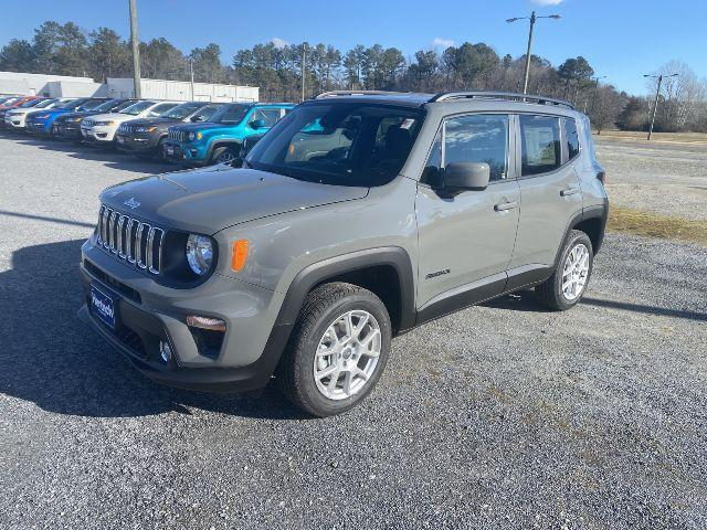 new 2021 Jeep Renegade car, priced at $29,270