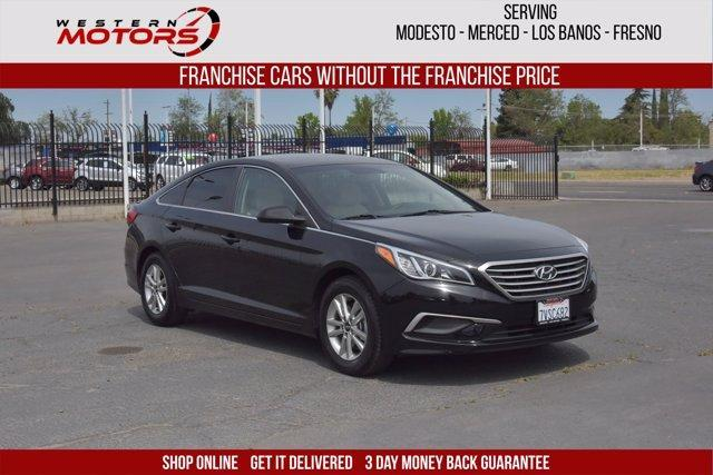 used 2017 Hyundai Sonata car, priced at $16,888