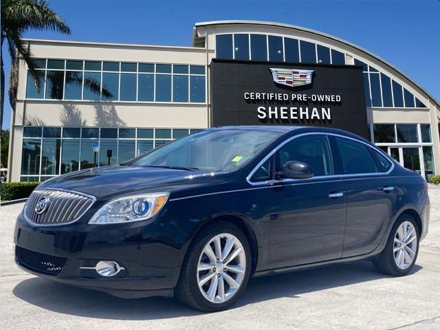used 2016 Buick Verano car, priced at $15,976