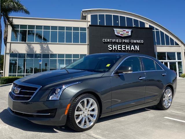 used 2018 Cadillac ATS car, priced at $27,994