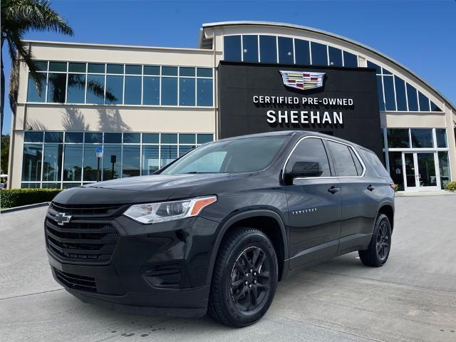 used 2019 Chevrolet Traverse car, priced at $28,779