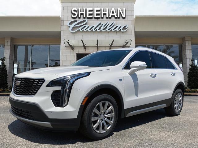 new 2021 Cadillac XT4 car