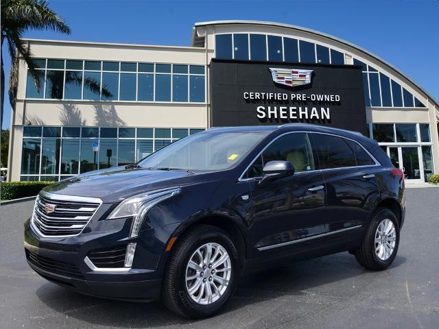 used 2017 Cadillac XT5 car, priced at $22,458