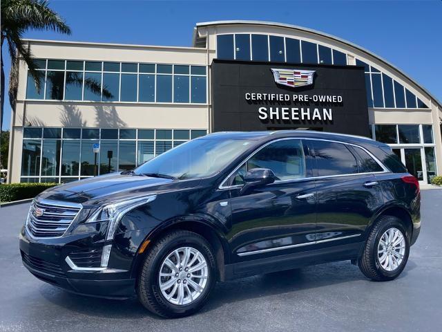 used 2018 Cadillac XT5 car, priced at $27,387