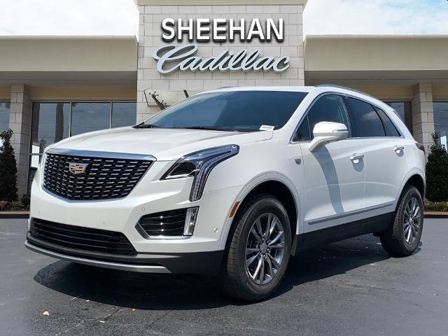 new 2021 Cadillac XT5 car, priced at $54,565