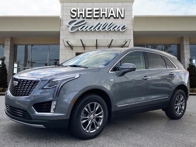 new 2021 Cadillac XT5 car, priced at $52,065