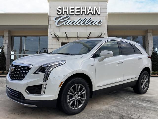 new 2021 Cadillac XT5 car