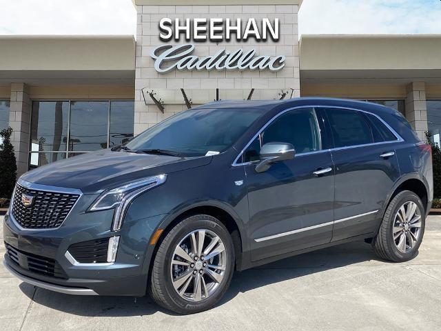 new 2021 Cadillac XT5 car, priced at $60,065