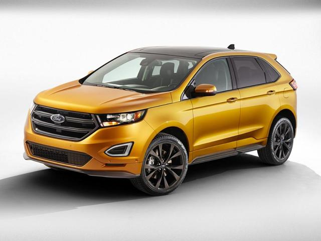 used 2015 Ford Edge car, priced at $25,582