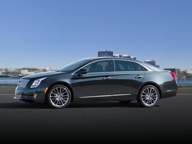 used 2013 Cadillac XTS car, priced at $12,705