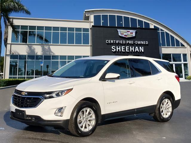 used 2019 Chevrolet Equinox car, priced at $20,967
