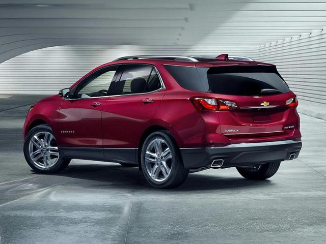 used 2019 Chevrolet Equinox car, priced at $21,093