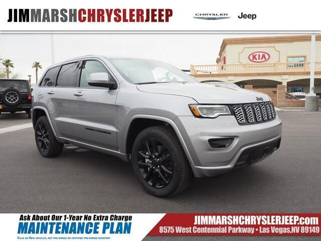new 2021 Jeep Grand Cherokee car, priced at $33,253