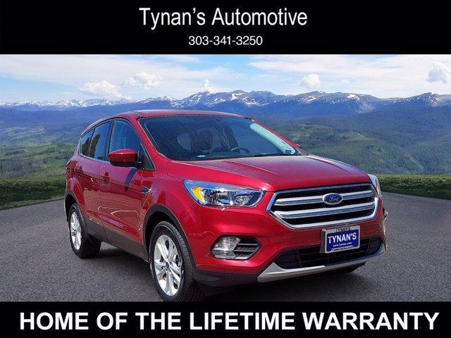used 2019 Ford Escape car, priced at $23,695