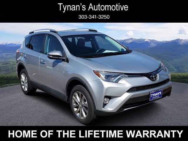 used 2016 Toyota RAV4 car, priced at $26,295