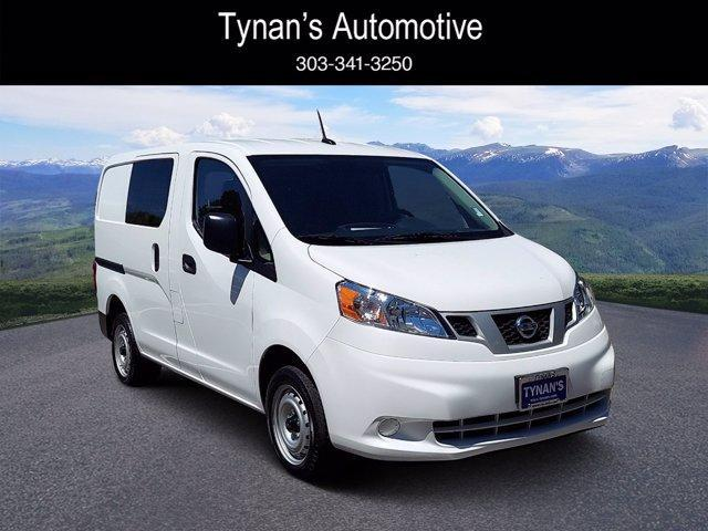 used 2020 Nissan NV200 car, priced at $27,995