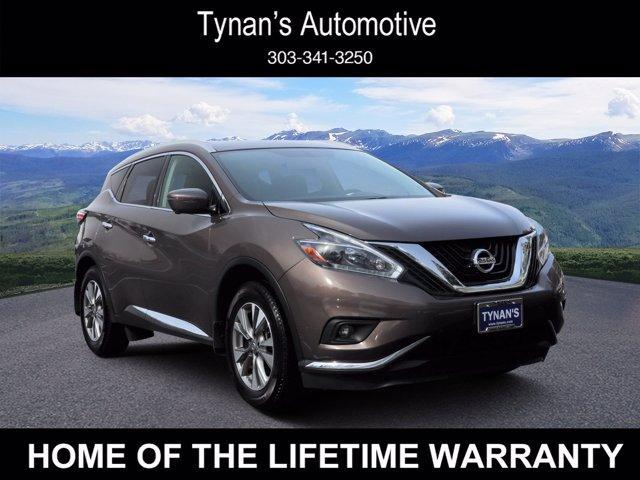 used 2018 Nissan Murano car, priced at $32,495