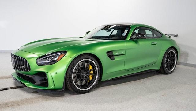 used 2020 Mercedes-Benz AMG GT car, priced at $186,546