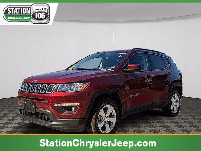 new 2021 Jeep Compass car, priced at $29,490