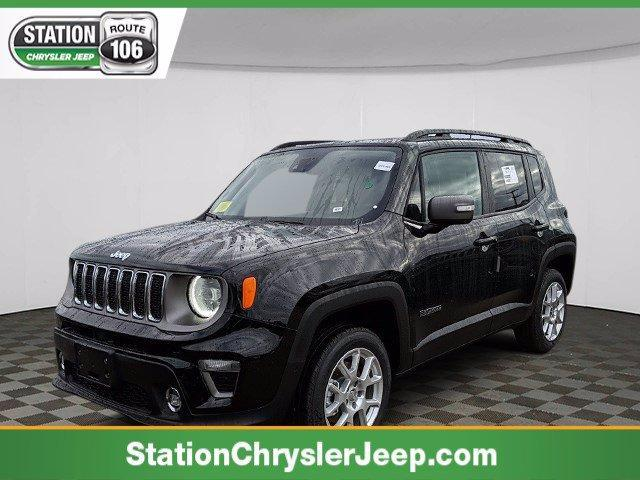 new 2021 Jeep Renegade car, priced at $32,380