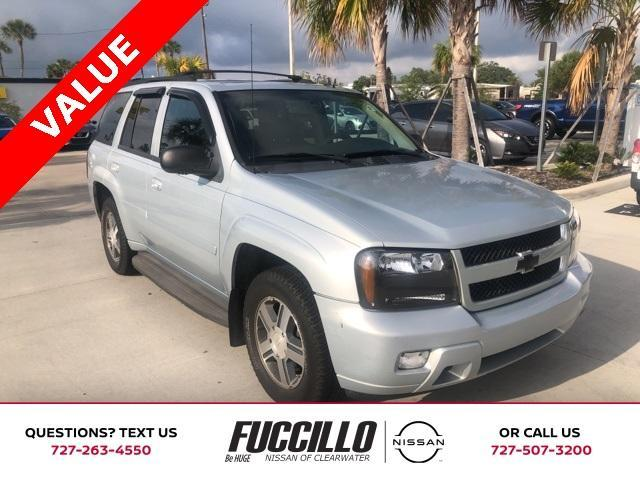 used 2008 Chevrolet TrailBlazer car, priced at $9,030